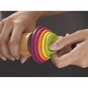 Rouleau à Patisserie : rouleau a p tisserie ajustable multicolore joseph joseph ~ Melissatoandfro.com Idées de Décoration
