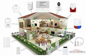 Systeme De Securité Maison : alarme maison gsm sans fil domotique avec cam ra ip ~ Dailycaller-alerts.com Idées de Décoration