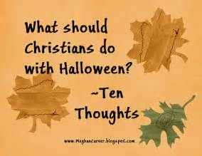 Christian Halloween Quotes and Sayings