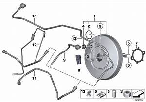 Parts For Mini R60  Countryman  Cooper S  Ece  Brakes