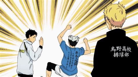 It's where your interests connect animated gif shared by @gakishindong. haikyuu!! backgrounds   Tumblr