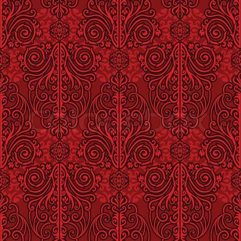 Tapete Rot Muster by Roter Hintergrund Royal Monochrom Vektorgrafik