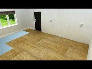 Plancher Chauffant Electrique : plancher chauffant electrique warmup pour pose flottante ~ Melissatoandfro.com Idées de Décoration