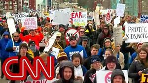 Massive crowds rally coast to coast to demand gun control ...