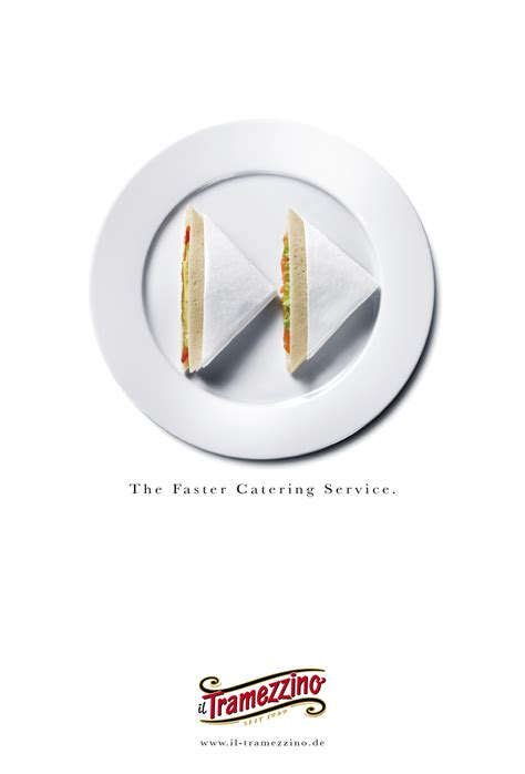 creation cuisine the side of food advertising 20 creative and eye