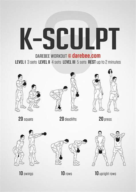workout kettle kettlebell workouts bell training muscle weight kettlebells body strength uploaded user intense