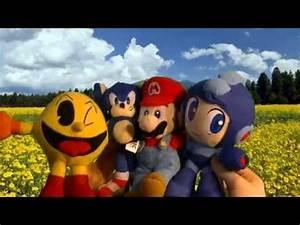 Super Smash Bros 3DS Commercial Plush Version YouTube