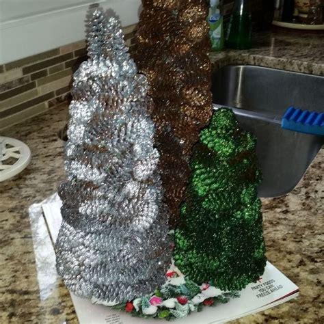 hometalk     pine cone christmas tree