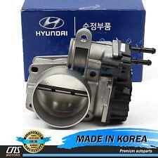 throttle bodies for hyundai genesis for sale ebay