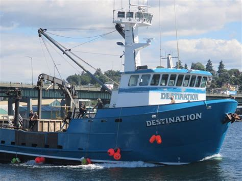 Destination Fishing Boat by Coast Guard Ends Search For F V Destination News Lincoln