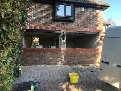 Mobile Garage Bracknell by Cost Integral Garage Conversion From 163 8k Warfield