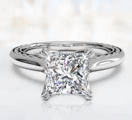 wedding ring cuts princess cut engagement rings ritani