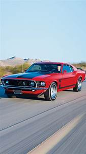1969 Ford Mustang iPhone 6/6 plus wallpaper   Mustang 1969, Autos, Mustang