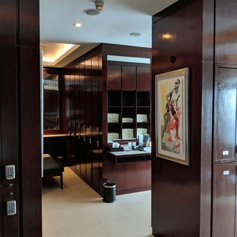 hotel review intercontinental bangkok ambassador suite