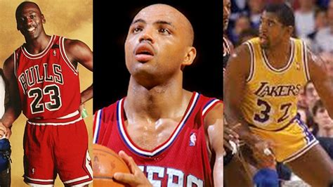 1990 NBA MVP - Michael Jordan, Charles Barkley, Magic ...