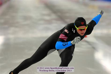 Speedskating Pictures - Brittany Bowe