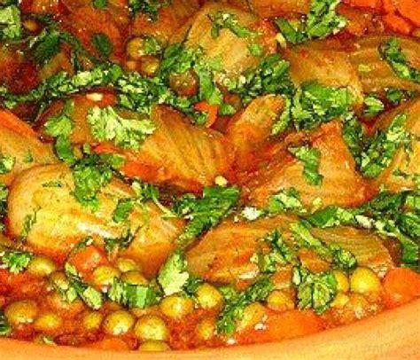 recette cuisine arabe tajine de fenouils et petits pois recette de cuisine