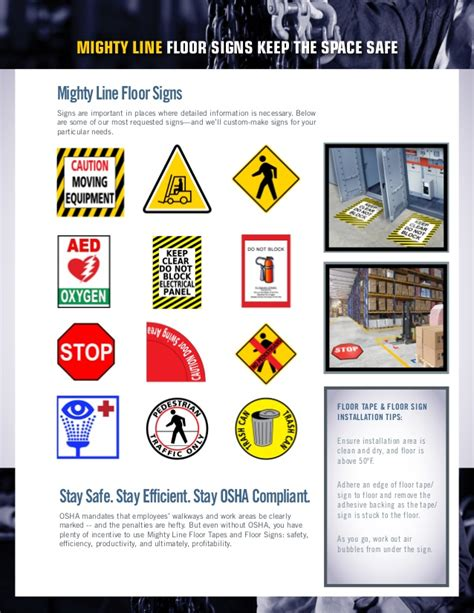 5s color code 5s floor marking guide for lean manufacturing a mighty