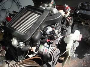 Isuzu 4jg2 Engine Images
