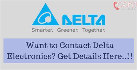 delta customer service phone delta india electronics office address phone number