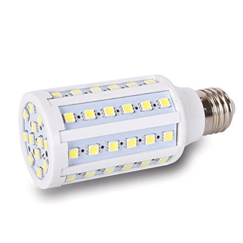 medium base 12 volt led light bulb dc 12v 20v 6000k bright