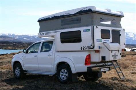 Toyota Hilux 4x4 Camper