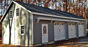 17 best ideas about 3 car garage on pinterest 3 car With 24x40 garage kit