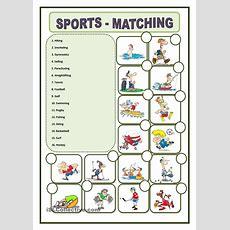 Sports Worksheet  Pesquisa Google  Nadir  Atividades De Ingles, Imprimíveis, Atividades