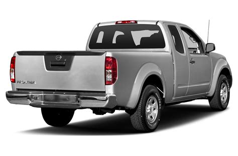 nissan frontier new 2017 nissan frontier price photos reviews safety
