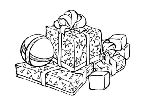 18+ Christmas Coloring Pages