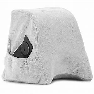 Buy travel head side sleeper memory foam pillow in grey for Best pillow for side sleepers bed bath and beyond
