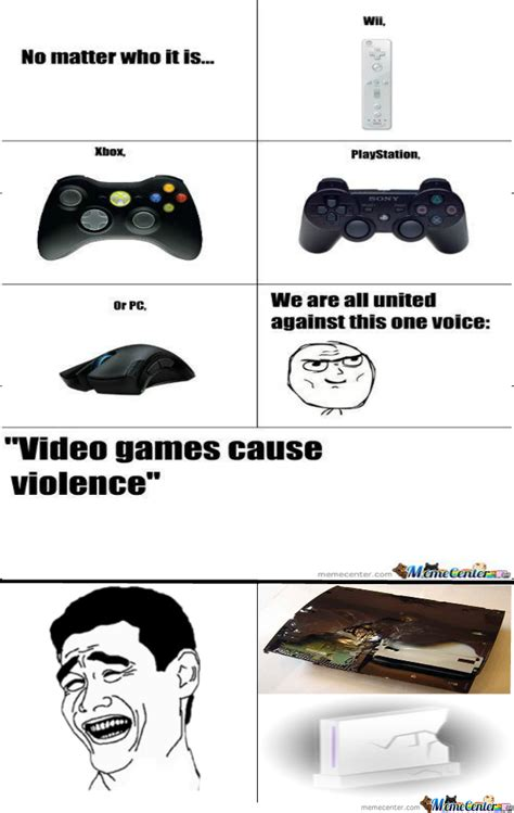Wii Memes - nice try ps3 and wii by dwoughter meme center