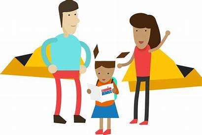 Clipart Parents Parent Children Hero Mexican Child