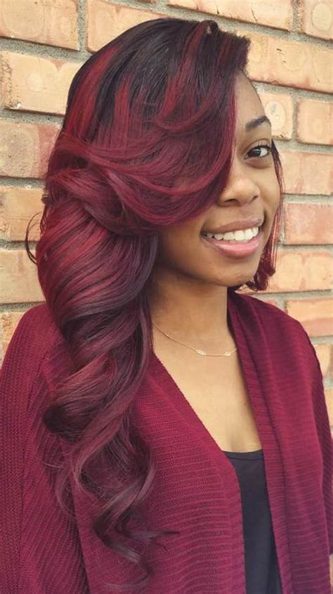 sew ins hair styles with bangs sew 20 gorgeous sew in hairstyles page 12 foliver 3703