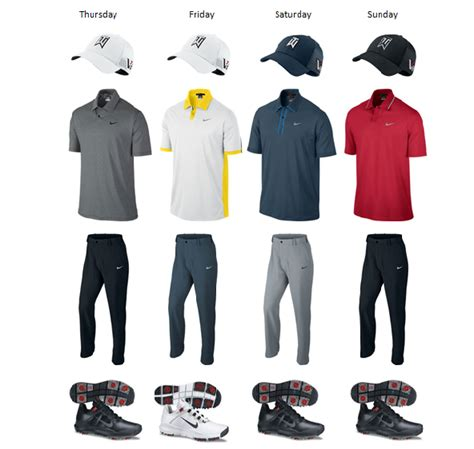 Golf for Beginners: Tiger Woods Shows Fashion Forward Golf ...