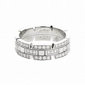 diamond wedding band 9 fabulous cartier wedding bands With cartier wedding rings for women