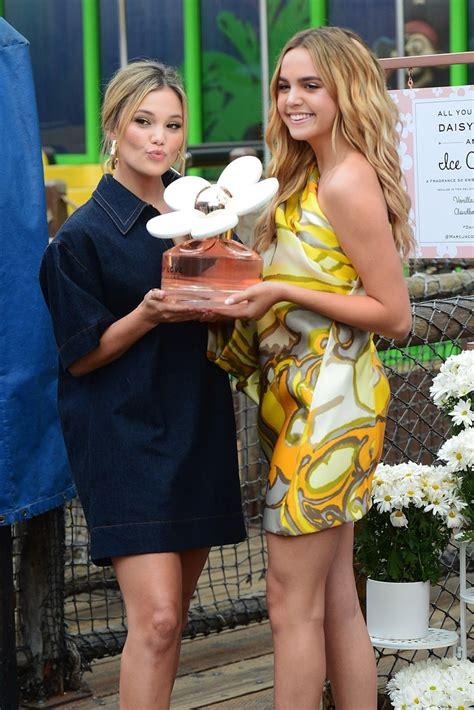 Bailee Madison and Olivia Holt – Daisy Love Fragrance ...