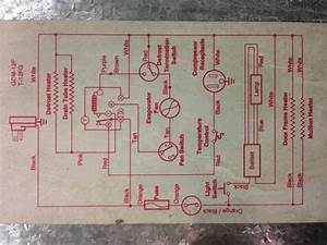 Wiring Diagram  26 True Freezer Wiring Diagram
