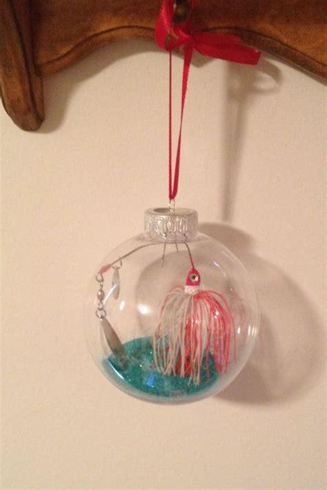 diy fishing lure ornament  stuff diy christmas