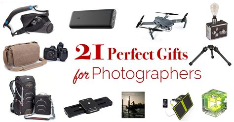 perfect gifts  photographers