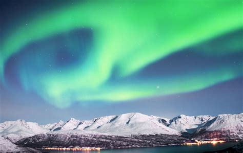 top 10 places to see the northern lights huffpost