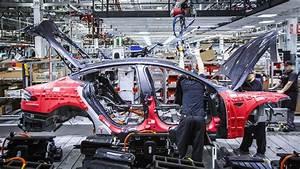 Elon Musk takes charge of Tesla Model 3 production - Roadshow