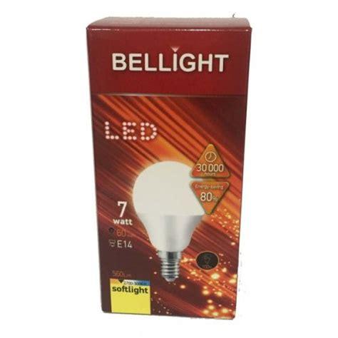LED spuldzes: Bellight BELL010 LED ekonomiskā spuldze E14 ...