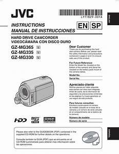 Jvc Gz-mg330r - Everio Camcorder