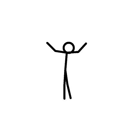 It needs dependencies to animate, either css (which is a bit fiddly) or a javascript lib. Free Stickman Animation, Download Free Clip Art, Free Clip ...