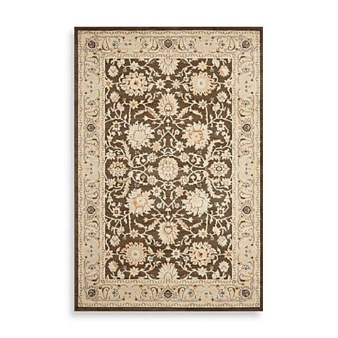 Safavieh Florenteen Rug by Safavieh Florenteen Portia Floor Rug In Brown Ivory