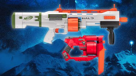 halo infinite nerf blasters    game content