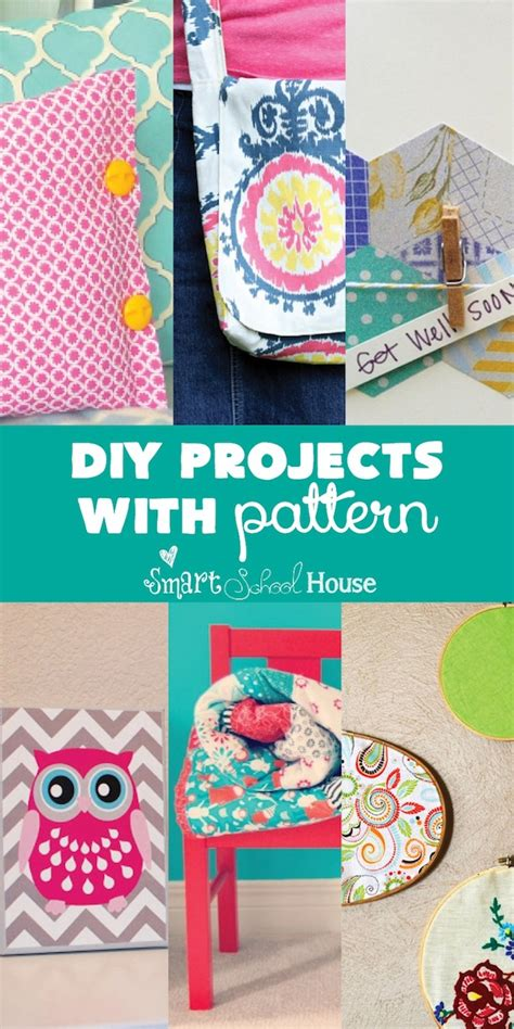 Pattern Projects Diy With Pattern  Smart School House