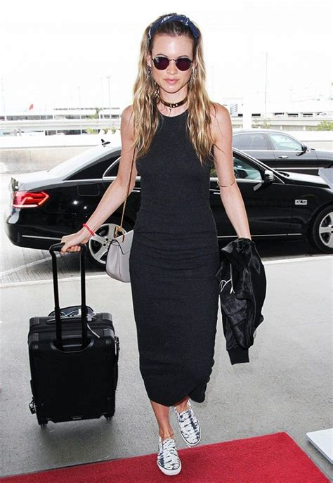 17 Best Images About Celebrity Airport Looks On Pinterest