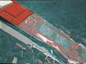 sinking of the mv derbyshire youtube